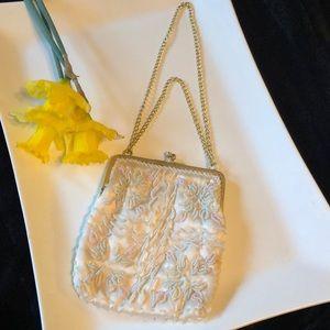 Handbags - Walborg vintage hand beaded purse